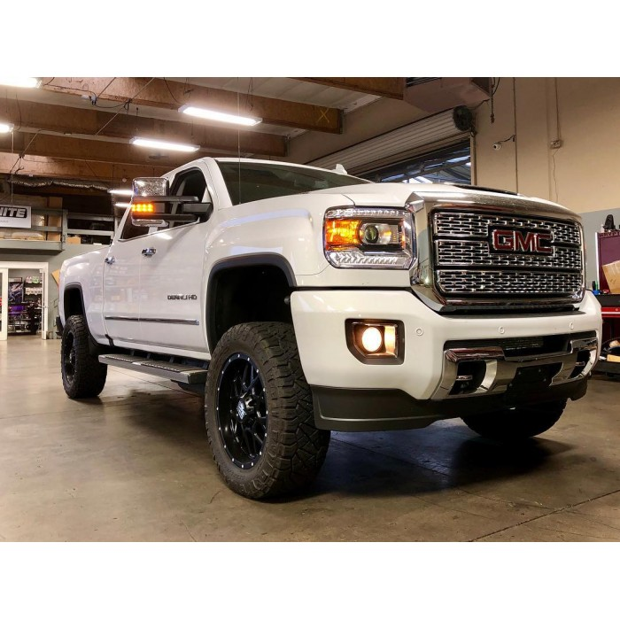 """Fox Suspension Lift Kits >> Cognito 4-6"""" NTBD Front Lift Kit 