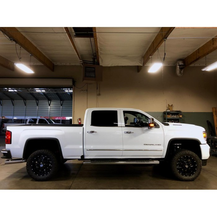 "Chevy Lift Kits >> Cognito 4-6"" NTBD Front Lift Kit 