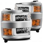 AlphaRex NOVA-Series LED Projector Headlights