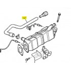 EGR Cooler to Heater Core Hose (2007.5-2010)
