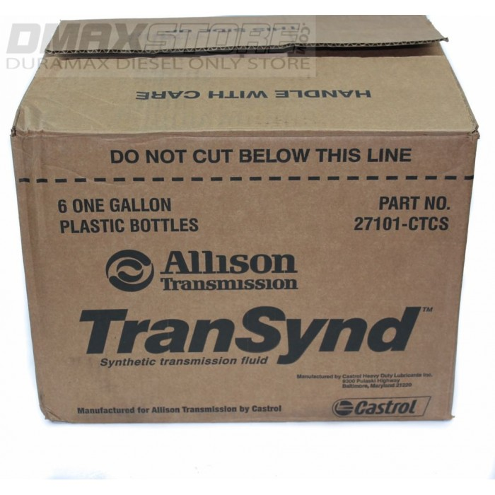 Transynd Synthetic Fluid 6 Gallons Dmax Store