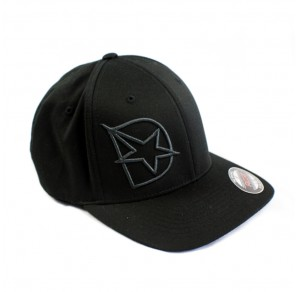 DmaxStore Flexfit Hat (Black/Gray)