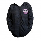 DmaxStore Black Camo Lightweight Windbreaker