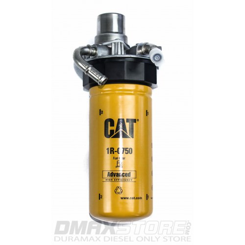 CAT 2 Micron Fuel Filter Adaptor Kit