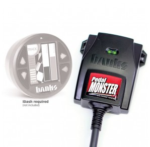 Banks Power PedalMonster iDash/Derringer Compatible (2020+ Silverado/Sierra)
