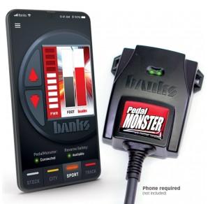 Banks Power PedalMonster Standalone iOS/Android App Control (2020+ Silverado/Sierra)
