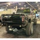 Fusion Rear Bumper (2020 Sierra)