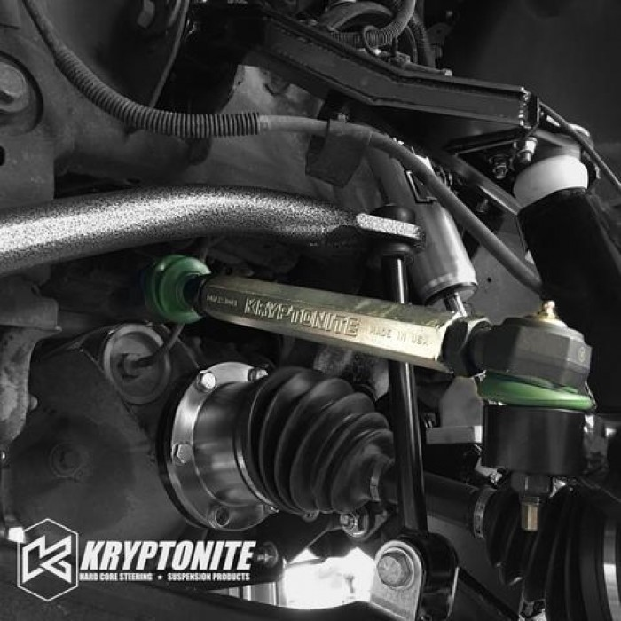 Kryptonite Death Grip Tie Rods, 2001-2010 Duramax | DMAX Store