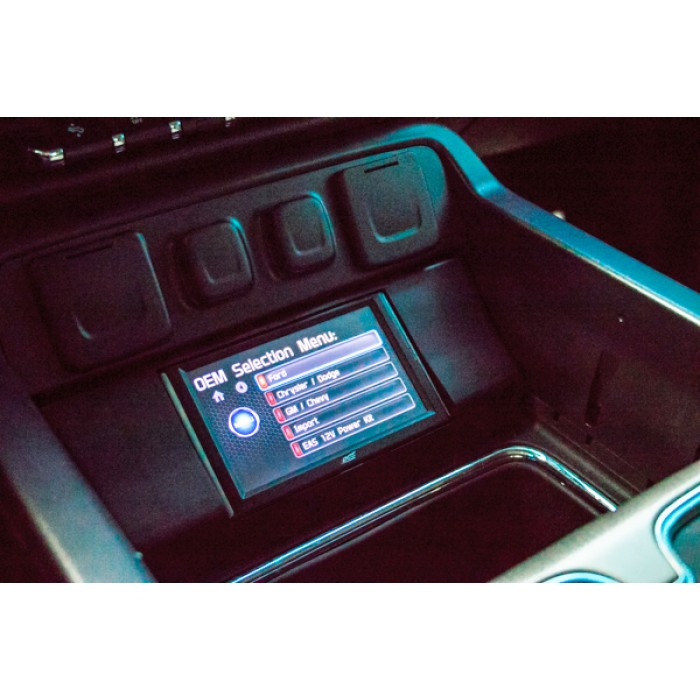 Edge Insight Cts2 >> EDGE Insight CTS2 Console Mount (2015.5-2017) | DMAX Store