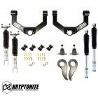 Kryptonite Stage 3 Leveling Kit w/Bilstein Shocks (2020+ L5P)