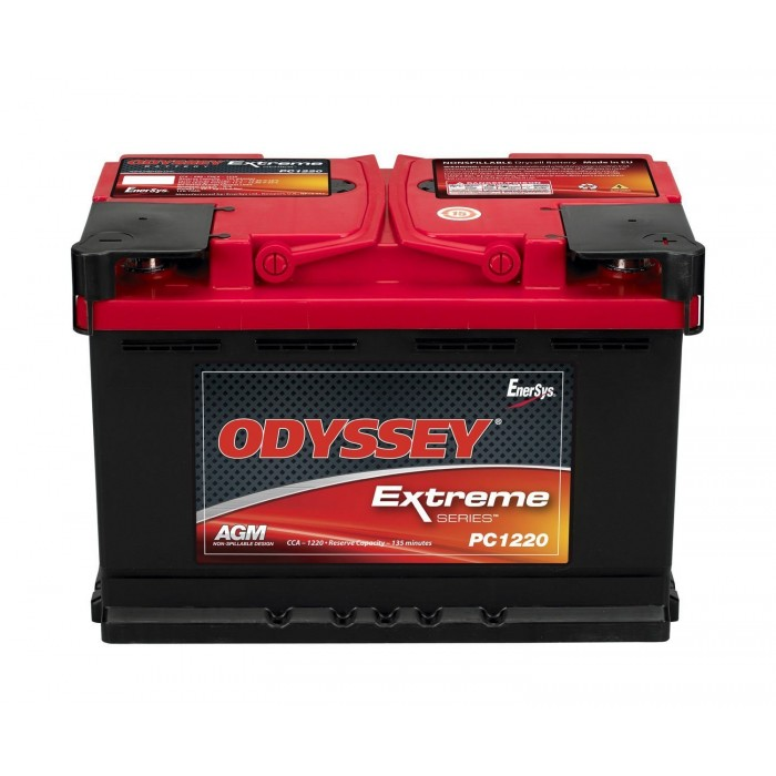ODYSSEY DRYCELL BATTERY (2007.5-2019)