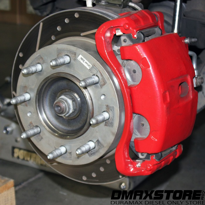 Power Stop Brakes >> Powerstop Duramax Performance Brake Caliper Kit 2011 2019