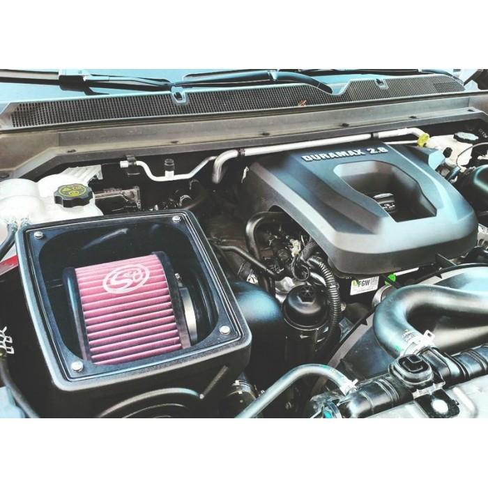 2.8 L Duramax >> S B Cold Air Intake For 2 8l Duramax Dmax Store