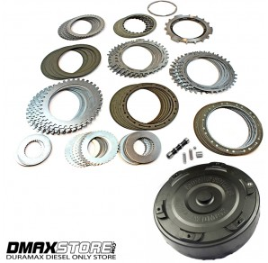 DmaxStore Stage 4 Allison Transmission Kit with Converter (800HP)