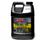Amsoil Signature Series Max-Duty Synthetic 15W-40 Diesel Oil (2.5 Gallons)