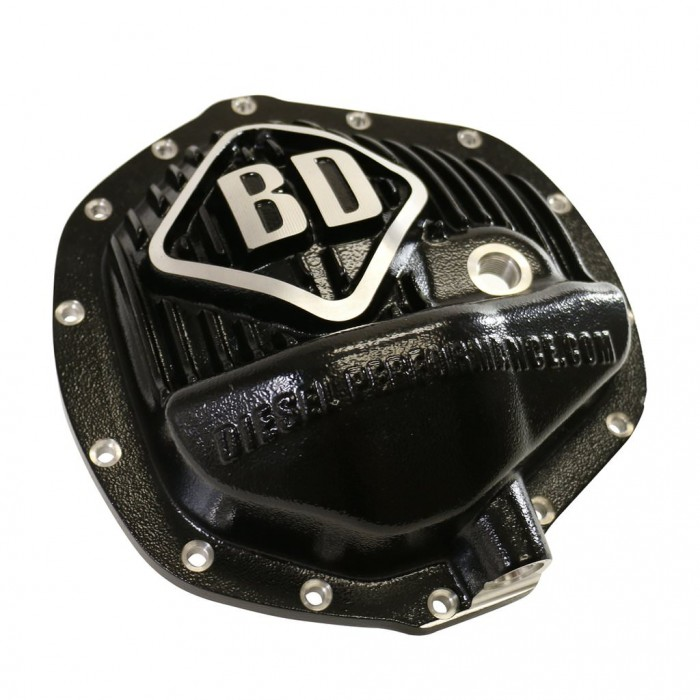 Oil Drain Plug >> BD Diesel Rear Differential Cover | DMAX Store