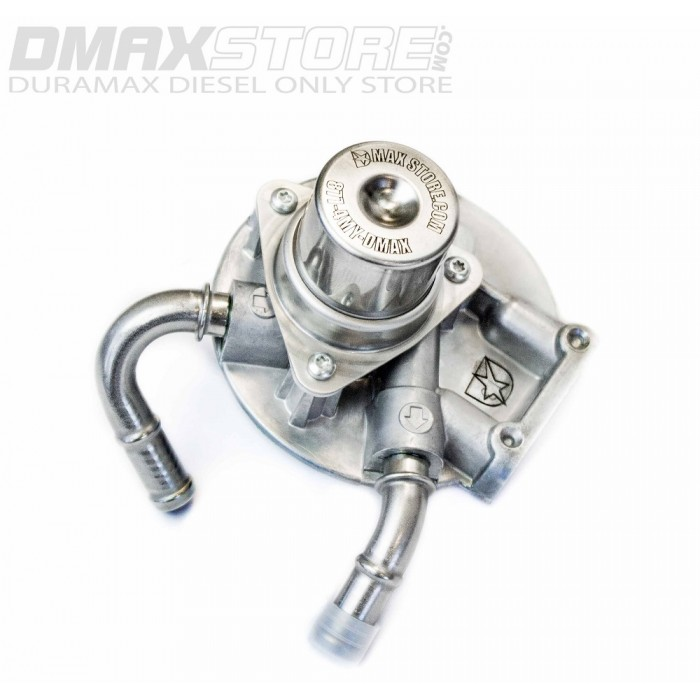 dmax fuel filter head assembly