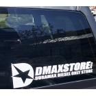 """DmaxStore 20"""" Vinyl Decal"""