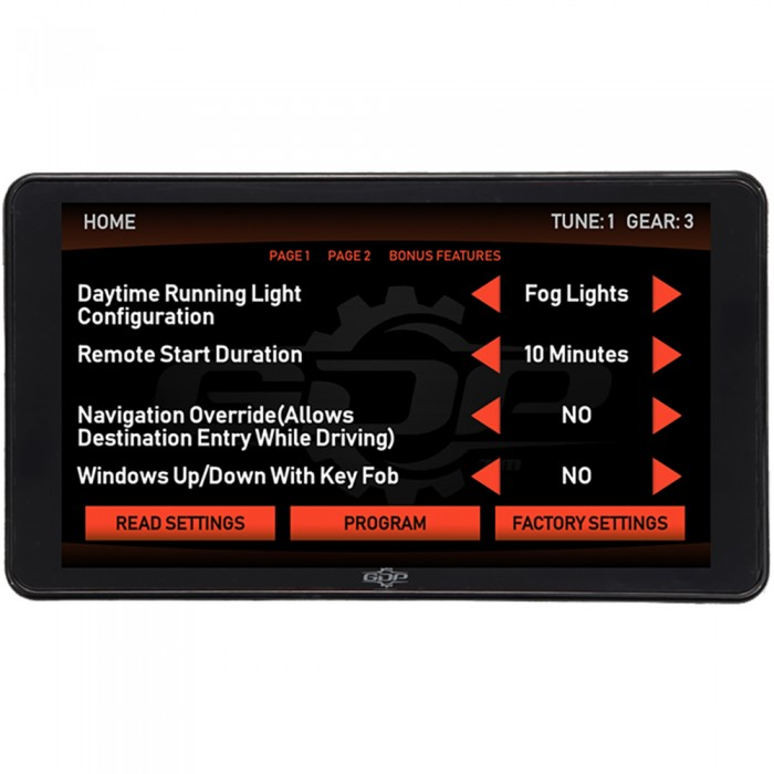 GDP Monitor Pro, 2007 5-2019 GM Duramax | DMAX Store