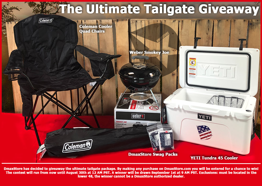 DmaxStore August Giveaway!
