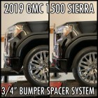 "WCM 3/4"" Bumper Spacer Kit (2020 Sierra 1500)"