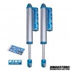 King 2.5 Performance Series Reservoir Rear Shocks (Pair), 2011-2020 LML-L5P