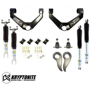 Kryptonite Stage 3 Leveling Kit with Bilstein Shocks (2011-2019)
