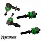 Kryptonite Tie Rod Rebuild Kit For Tie Rods With Stock Centerlink