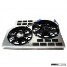 Max-Flow Arctic Brushless Duramax Electric Cooling Fans (2006-2010)