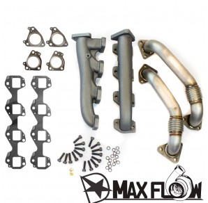 (Sale) Max-Flow Up Pipes and Manifolds