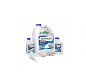 Opti-Lube Winter Blend Gallon with Accessories