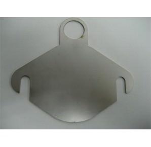 LBZ EGR Blocker Plate