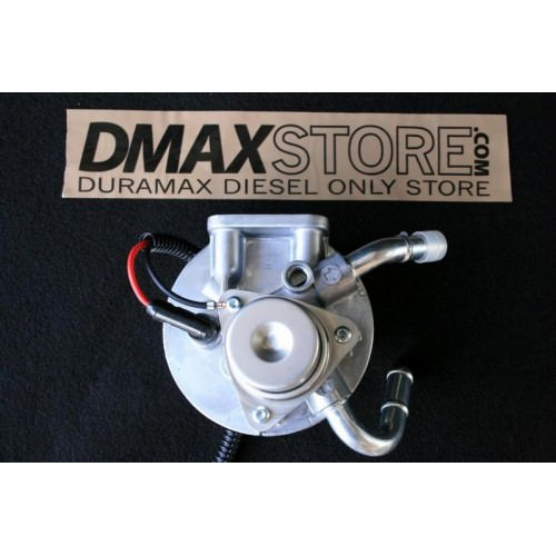 chevy duramax fuel filter housing