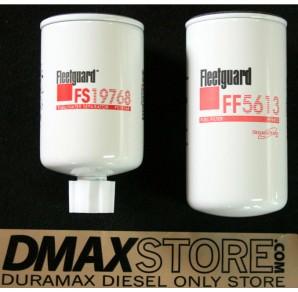 AirDog/Fleet Guard Filter Kit