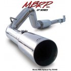 "MBRP 4"" Stainless Steel (Turbo Down Pipe Back)"