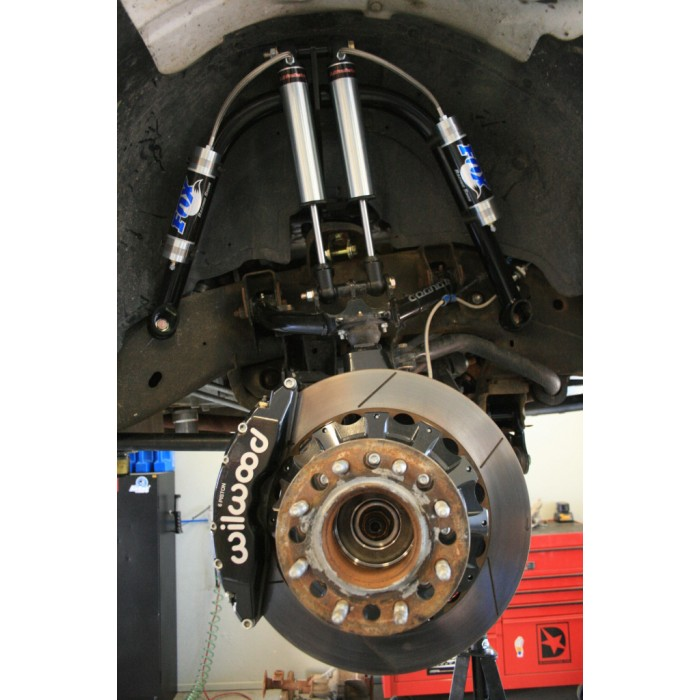 Cognito Dual Shock Hoop Kit w Fox 20 Remote Reservoir