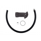 """Wehrli L5P 3.5"""" Intake Horn with PCV Reroute"""
